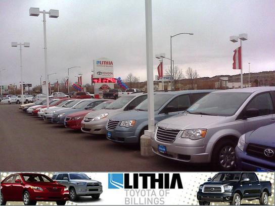 Lithia Toyota of Billings 1