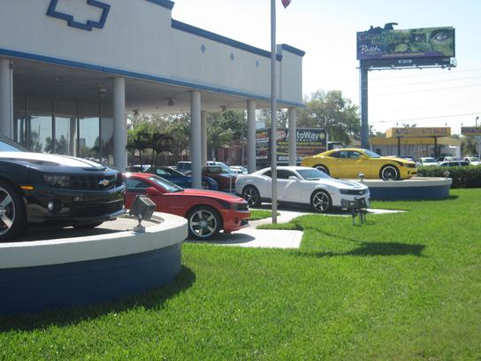 AutoNation Chevrolet South Clearwater 3