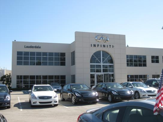 Lauderdale Infiniti Car Dealership In Fort Lauderdale Fl 33304