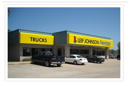 Leif Johnson Superstore 183
