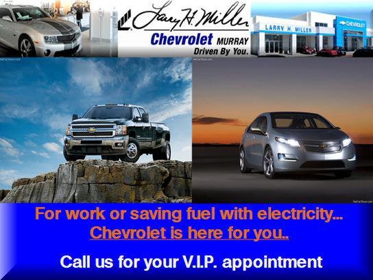 Larry H Miller Chevrolet Murray Car Dealership In Murray