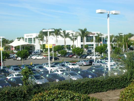 Autonation Toyota Irvine Car Dealership In Ca 92618 Kelley Blue Book
