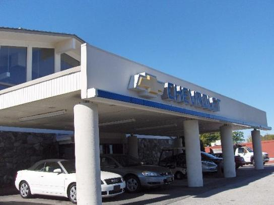Durand Chevrolet Car Dealership In Hudson Ma 01749 Kelley