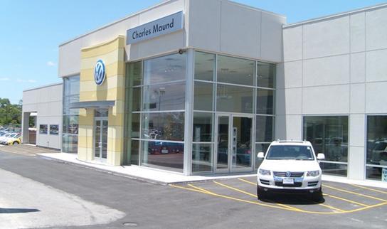 Charles Maund Volkswagen Car Dealership In Austin Tx