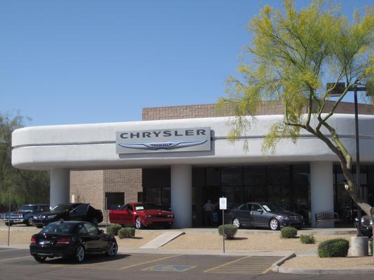 Airpark Dodge Chrysler Jeep Car Dealership In Scottsdale, AZ 85260 1906    Kelley Blue Book