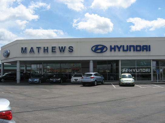 MATHEWS HYUNDAI