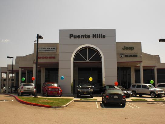 Puente Hills Chrysler Jeep Dodge