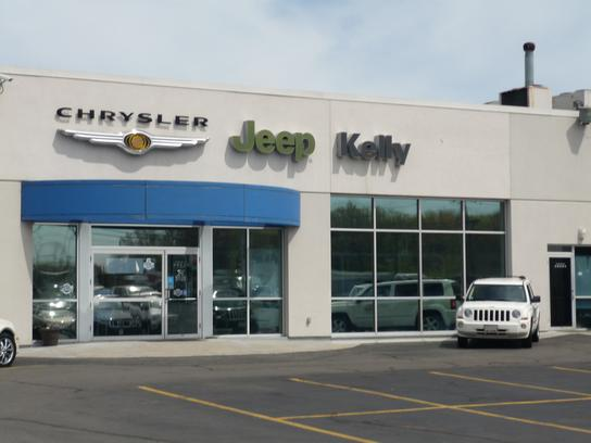 Kelly Jeep Chrysler