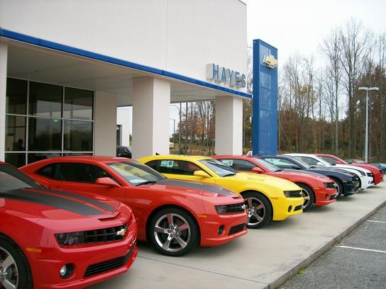 Hayes Chevrolet Buick GMC Cadillac car dealership in Alto ...