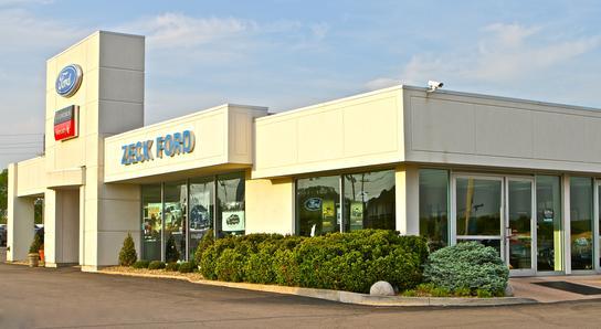 Zeck Ford Car Dealership In Leavenworth Ks 66048 Kelley Blue Book
