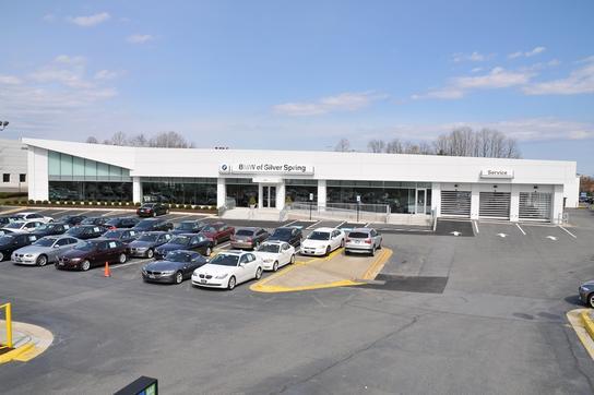 BMW Silver Spring >> Bmw Of Silver Spring Car Dealership In Silver Spring Md