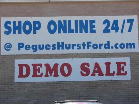 Pegues Hurst Ford Car Dealership In Longview Tx 75601