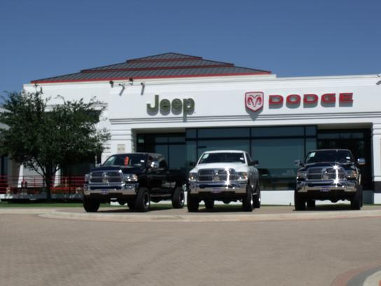 Grapevine Dodge Chrysler Jeep