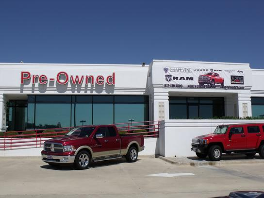 Grapevine Dodge Chrysler Jeep 1