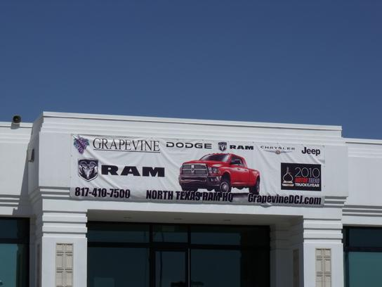 Grapevine Dodge Chrysler Jeep 2