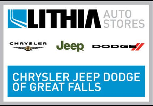Lithia Chrysler Jeep Dodge RAM of Great Falls 2