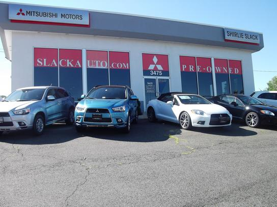 shirlie slack mitsubishi car dealership in fredericksburg, va 22408