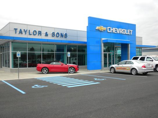 Taylor & Sons Chevrolet
