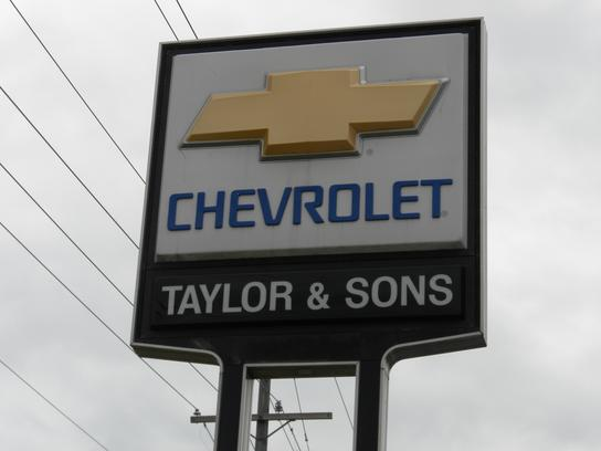 Taylor & Sons Chevrolet 3