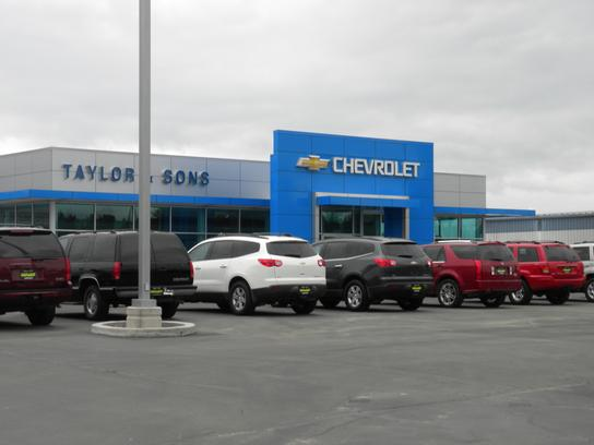 Taylor & Sons Chevrolet 2